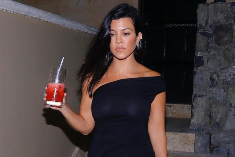 Kourtney Kardashian Buys New House