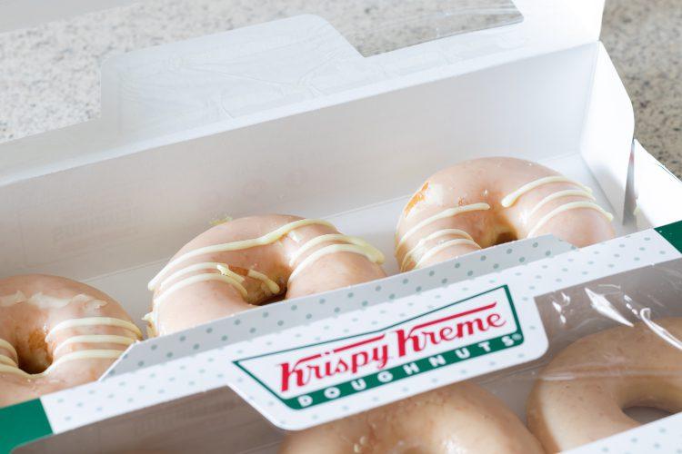 Krispy Kreme Stock Price