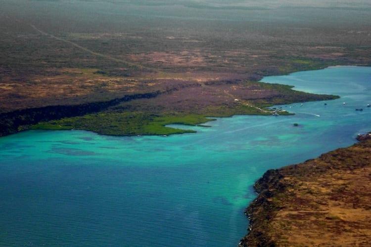 Leonardo DiCaprio Galapagos Islands