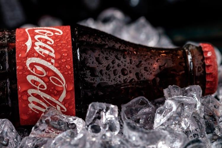 Coca-Cola Shares Drop Cristiano Ronaldo
