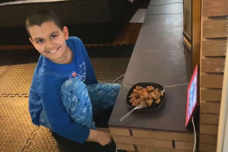 Boy With Autism Gets Recipe For His Favorite Discontinued Waffles