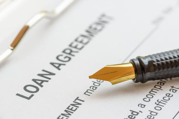 Loan Agreement Terms