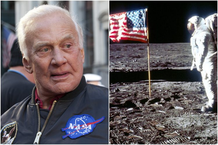 Truth About the Moon Landing Buzz Aldrin