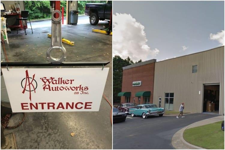 Walker Luxury Autoworks Employee Paid In Oiled Pennies