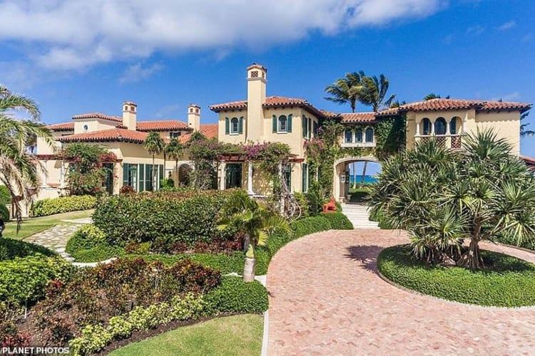 Larry Ellison Florida House