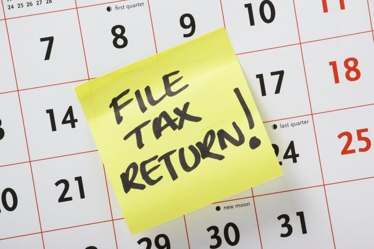 2021 Tax Deadline Pushed