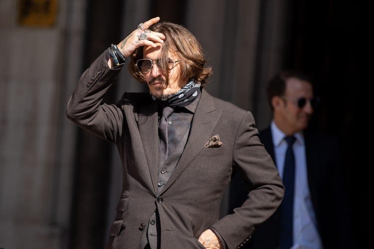 Johnny Depp Dior Commercial