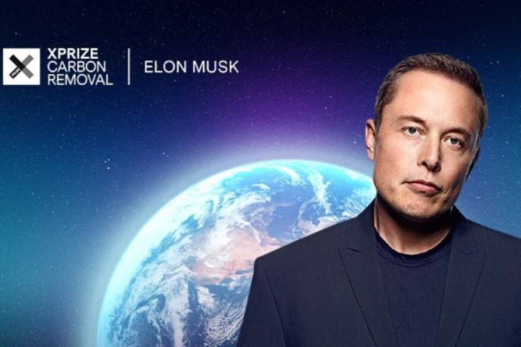 Elon Musk $100 Million Climate Change Prize