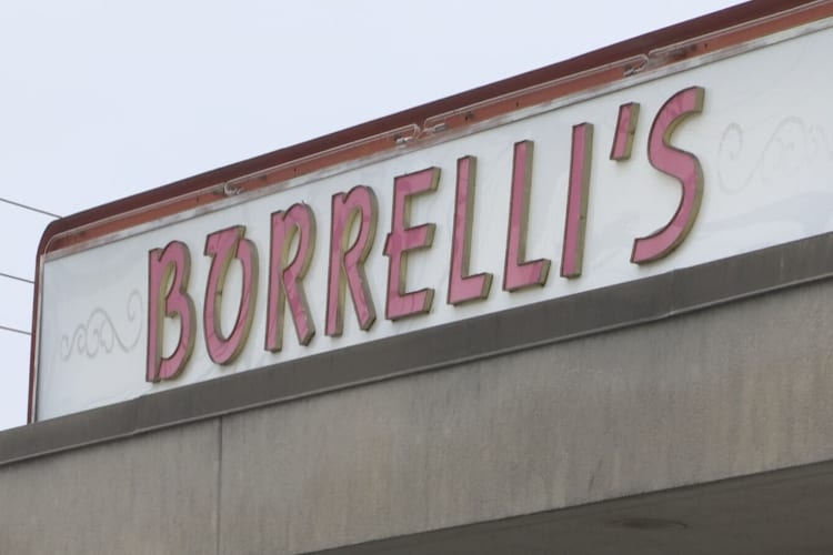 Pay It Forward Borrelli's Pastry Shop Coventry, Rhode Island