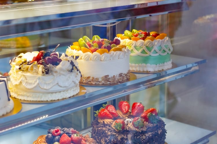 Anonymous Woman Buys Cakes For Dead Son