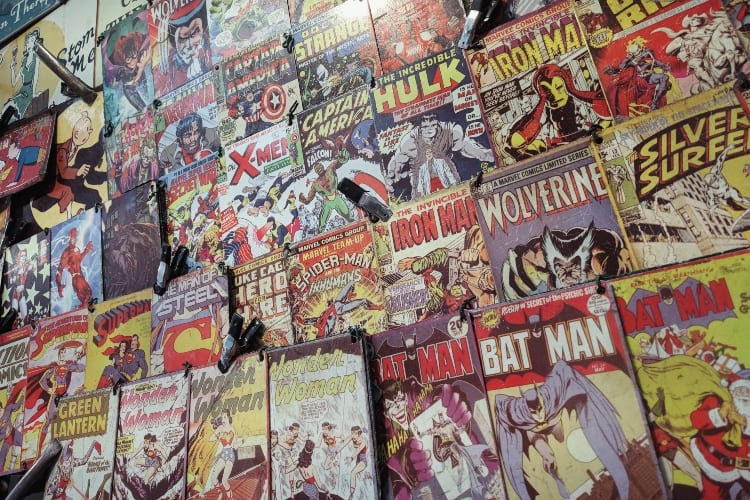 Old Comics Worth Money