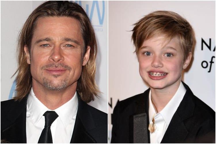 Famous Kids and Famous Parents