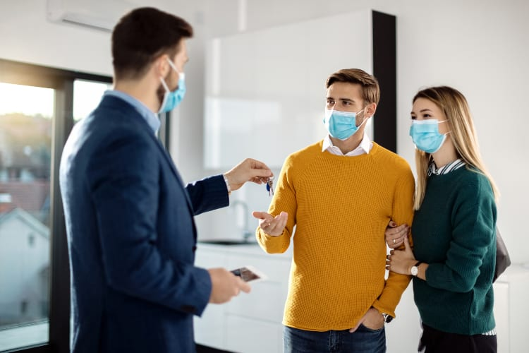 Tips For Buying A Home In The Middle Of The Pandemic