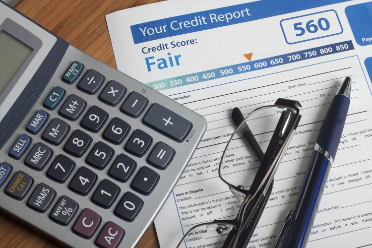 Boost Credit Score Today