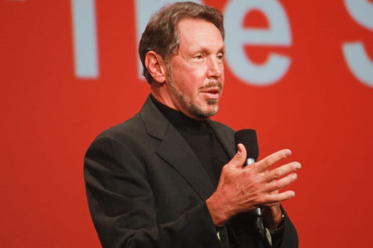 Larry Ellison Hawaii