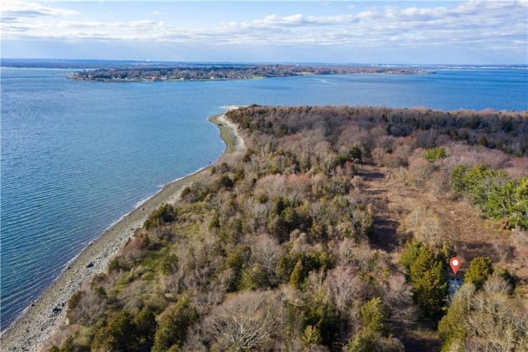 Rhode Island Real Estate Service Patience Island For Sale