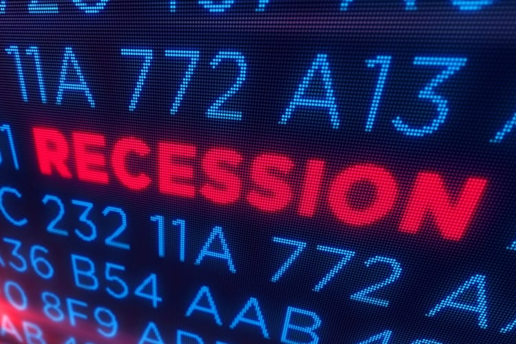 Where To Put Money In Recession