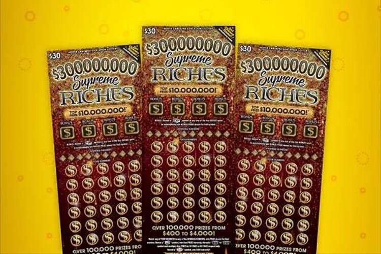 COVID Nurse Wins Lottery