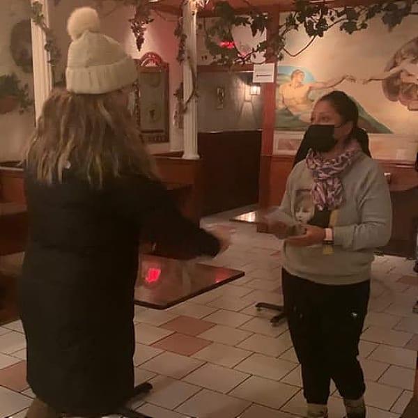 Christmas Restaurant Staff Support Fund