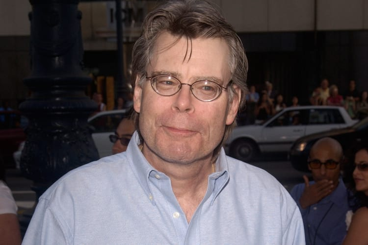 Stephen King Paid Publish Elementary School Kids Books